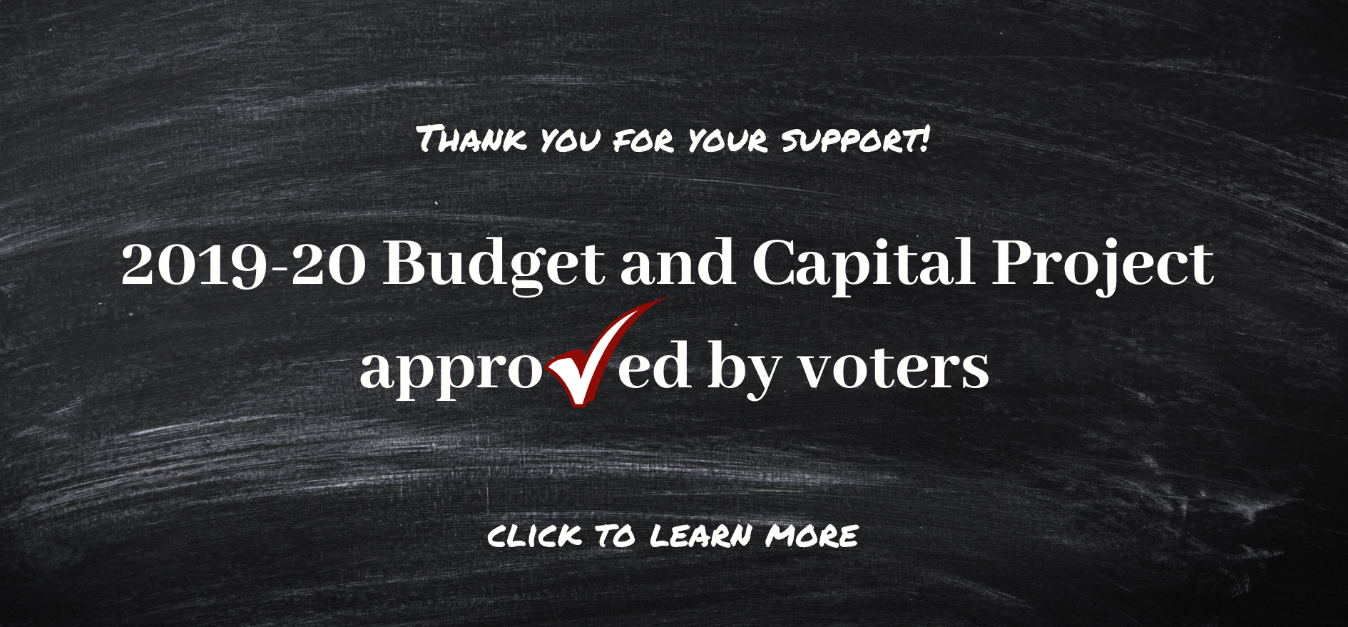 budget approved by voters