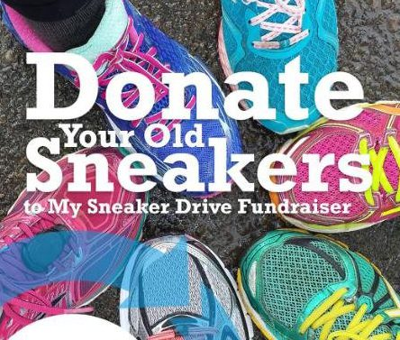 Sneaker Donation Drive photo