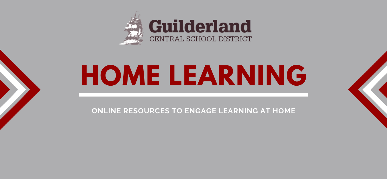 GCSD Home Learning Resources