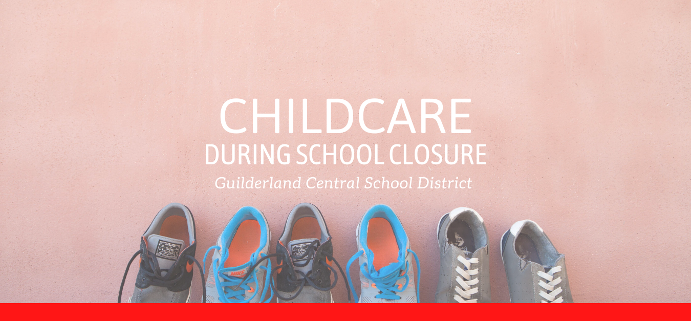 Resources for Childcare during school closure