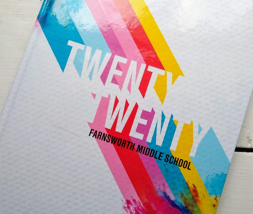 FMS Twenty Twenty Yearbook cover
