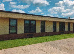 Windows at Guilderland High School